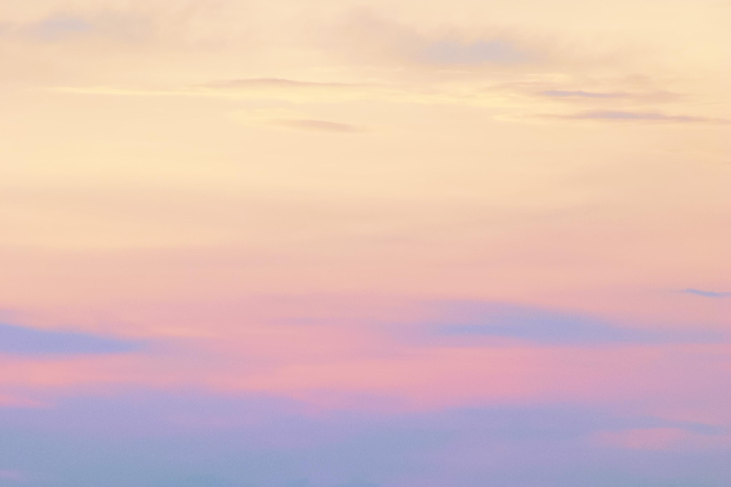 幻想的に美しい朝焼け Free Photos L/RGB/JPEG/350dpi